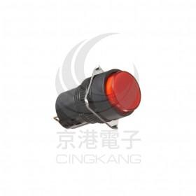 M16-TR-12D OMRORN 16ψLED指示燈-紅色DC12V