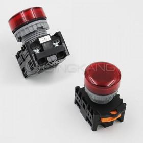 TN2P7R1 天得 22ψ(鎢絲)指示燈(直接式) 24V/紅