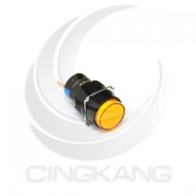 TN16 220V圓形指示燈黃色