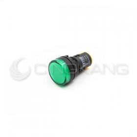 KE-22DS 22mm LED指示燈 綠色 110~230VAC