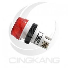 超大型霓虹燈-紅 110V 牙22mm