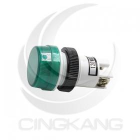 超大型霓虹燈-綠 110V 牙22mm