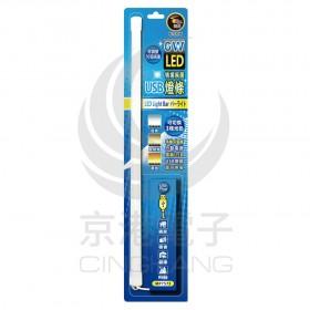 MP7573 LED 6W USB情境氛圍磁吸燈條 52cm