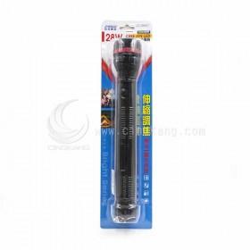 28W伸縮調焦防暴手電筒 200流明 DC4.5V 1號電池*3