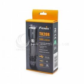 FENIX TK20R 可充電遠射戰術手電筒