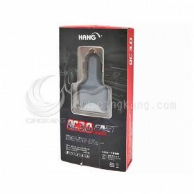 HANG H1 汽車四孔USB快速充電器3.1A 12-24V(QC3.0版)