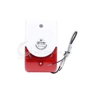 防雨型高分貝閃光警報器 110V 台灣製