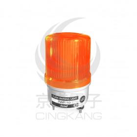 天得 LED閃光型警示燈(出線式) 100MM 110V 橙色