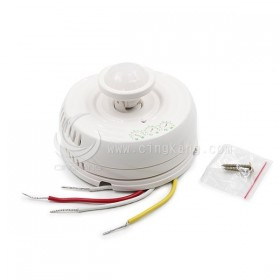 WS-5355  四線式靜音型/紅外線自動感應器