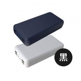 HANG PD1 QC3.0三輸入電源40K-黑
