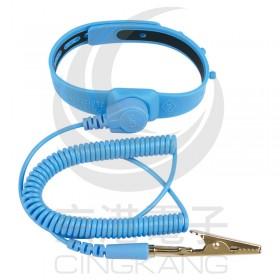 2M 可調式矽膠防靜電腕帶 ES-2103