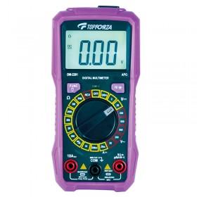 DM-2201 3 1/2真有效值數字萬用錶