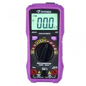 DM-2202 3 1/2真有效值自動數字萬用表