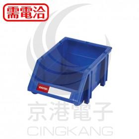 樹德 耐衝擊整理盒 HB-1218 (60pcs/箱)