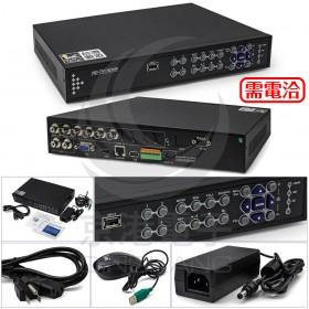 4CH AHD.TVI1080P 四百萬高清DVR TWGDVR1401T5T-FJ