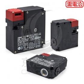 OMRON D4NL-2FFG-BS 小型電磁鎖安全門開關