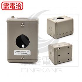 和泉 30  KGN111Y 一點用開關盒(鋼板) IP40 100*80*70mm