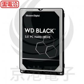 WD 黑標 1TB SATA 7mm 2.5吋硬碟 WD10SPSX