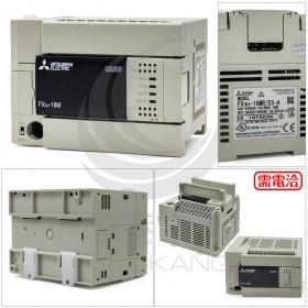 三菱MITSUBISHI FX3U-16MR/ES-A PLC主機 I/O 8/8