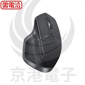 羅技 MX Master 2S 無線滑鼠 黑色