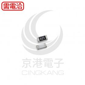 SMD電阻 1206 120R (100PCS/捲)