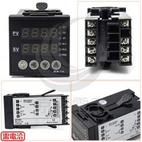 JLD-PID 溫度控制器 C49-K201 輸入K輸出SSRx1 電壓AC85-265VAC