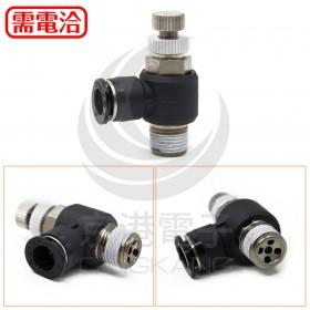 PISCO JSC6-01 氣管接頭