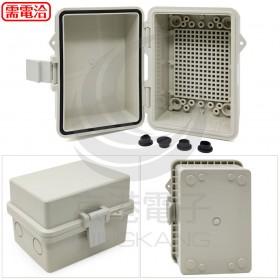 ABS箱 防水箱 塑膠開關箱 150*120*100 mm JL-00A