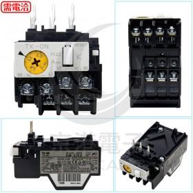 富士 TK-0N 0.48-0.72A 熱過載繼電器